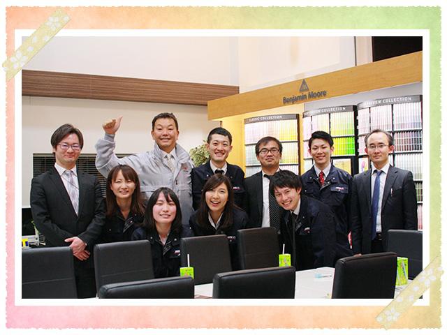 アステック大阪営業所の皆様と麻布代表の池田