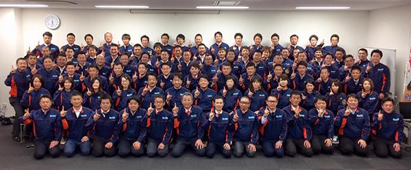 雨もり119加盟店全国大会2016 in 名古屋