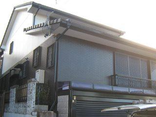 名古屋市S様邸の施工後外観画像