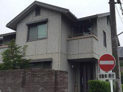 刈谷市Y様邸、施工前の全景写真