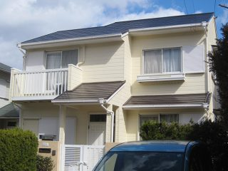 桑名市Y様邸、外壁屋根塗装工事、完工後写真