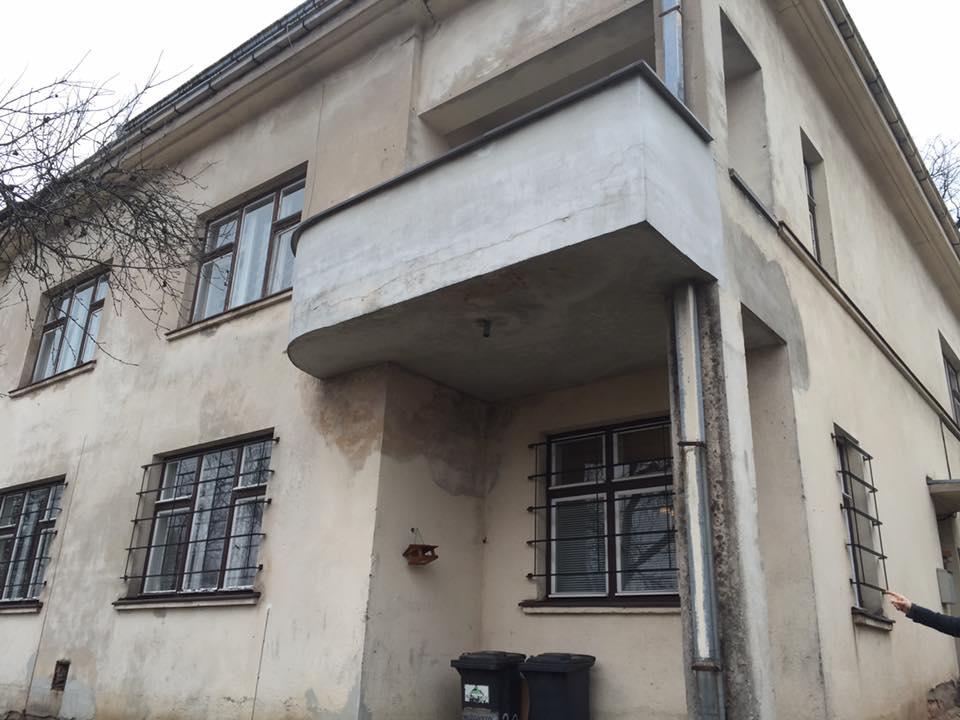 スギハラハウス・外壁の状態と劣化具合5(池田大平撮影)