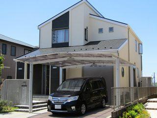 三重県桑名市M様邸 外壁屋根塗装施工後