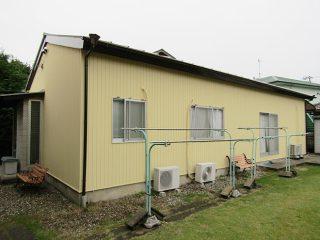 春日井市H様邸、外壁屋根塗装工事、施工後、外観写真