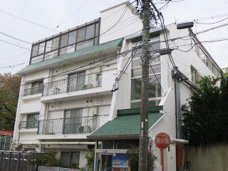 名古屋市S様邸、外壁塗替え工事、施工後、全景画像