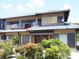 岐阜県瑞浪市Y様邸 外壁塗り替え工事 施工後 外観画像