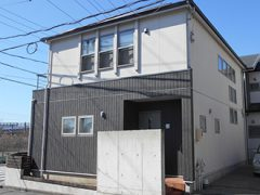 春日井市Y様邸 外壁屋根塗装工事 施工前 全景写真