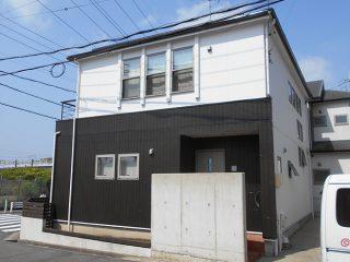 春日井市Y様邸 外壁屋根塗り替え工事 施工後 外観画像