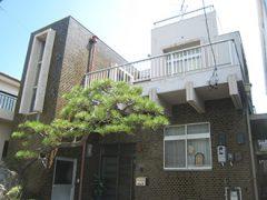 三重県桑名市K様邸 外壁塗装工事 施工前 全景写真
