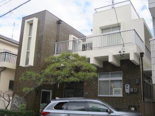 三重県桑名市K様邸 外壁塗り替え工事 施工後 外観画像