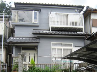 岐阜県可児市K様邸 外壁塗り替え工事 施工後 外観画像