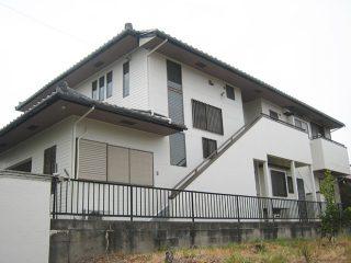 春日井市Y様邸 外壁塗り替え工事 施工後 外観画像