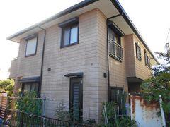 春日井市M様邸 外壁屋根塗り替え工事 施工前 全景写真