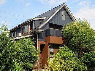 犬山市S様邸 外壁屋根塗装工事 施工後 外観画像