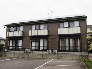 春日井市M様邸 外壁塗装工事 施工後 外観画像