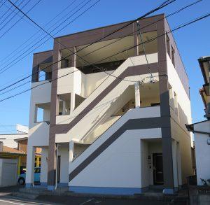 春日井市K様邸 外壁塗装工事 施工後 外観画像