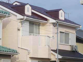 一宮市T様邸 外壁屋根塗装工事 施工後 外観画像