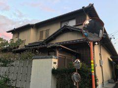 豊田市K様邸 外壁塗り替え工事 施工前 全景写真