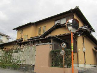 豊田市K様邸 外壁塗装工事 施工後 外観画像
