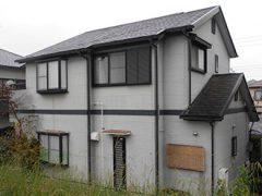 春日井市T様邸 外壁屋根塗り替え工事 施工前 全景写真