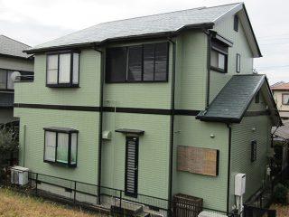 春日井市T様邸 外壁屋根塗装工事 施工後 外観画像