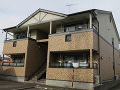 名古屋市U様邸① 外壁屋根塗装工事 施工後 外観画像