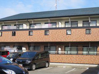 名古屋市U様邸② 外壁屋根塗装工事 施工後 外観画像