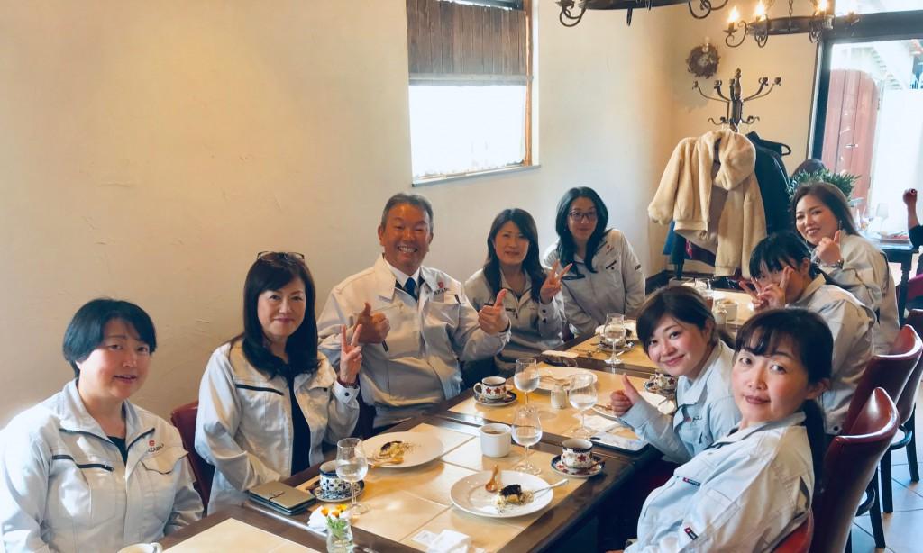 (株)麻布社長ブログ 2019年3月19日