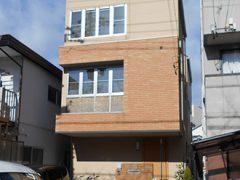 名古屋市S様邸 外壁屋根塗り替え工事 施工前 全景写真
