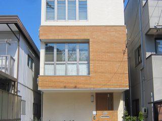 名古屋市S様邸 外壁屋根塗装工事 施工後 外観画像