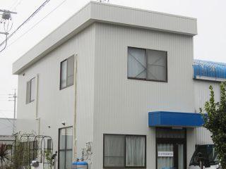 春日井市M様 外壁塗装工事 施工後 外観画像