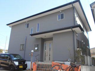 名古屋市O様 外壁屋根塗装工事 施工後 外観画像