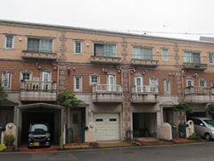 名古屋市I様 外壁塗り替え工事 施工前 全景写真