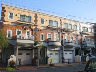 名古屋市I様 外壁塗装工事 施工後 外観画像