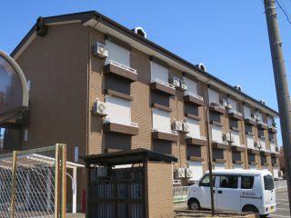 江南市S様 外壁屋根塗り替え工事 施工後 全景写真