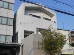 名古屋市O様 外壁屋根塗装工事 施工前 外観画像