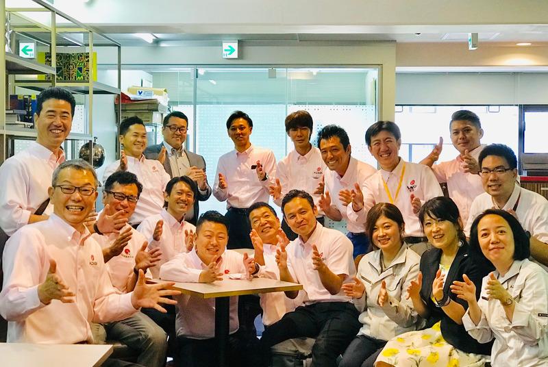 (株)麻布社長ブログ 2019年7月3日