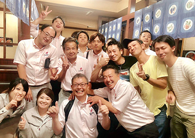 (株)麻布社長ブログ 2019年8月26日(2)