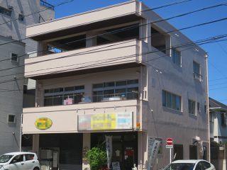 名古屋市I様 外壁塗り替え工事 施工後 全景写真