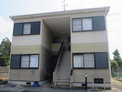 北名古屋市M様 外壁屋根塗装工事 施工前 外観画像