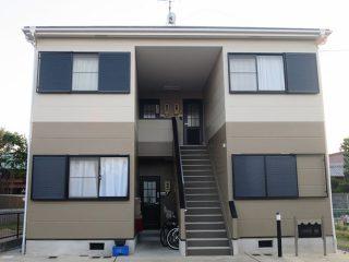 北名古屋市M様 外壁屋根塗り替え工事 施工後 全景写真
