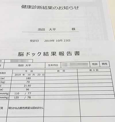 (株)麻布社長ブログ 2019年11月7日