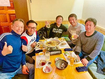 (株)麻布社長ブログ 2019年12月12日
