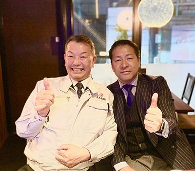 (株)麻布社長ブログ 2019年12月20日