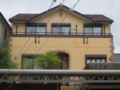 春日井市T様 外壁塗り替え工事 施工前 全景画像