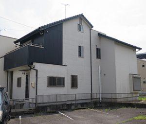 春日井市S様 外壁塗り替え工事 施工前 全景画像