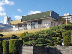 名古屋市T様 外壁屋根塗装工事 施工前 外観画像
