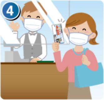 4-指定店舗で応援券を購入・利用