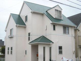 長久手市U様 外壁屋根塗り替え工事 施工後 全景写真