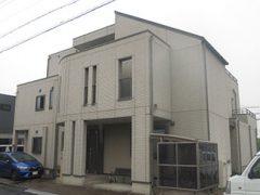 刈谷市K様 外壁屋根塗装工事 施工前 外観画像